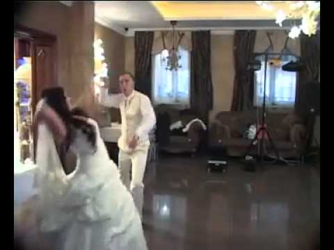 Crazy Russian Wedding Dance Youtube