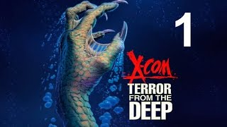 Terror From The Deep - Часть 1