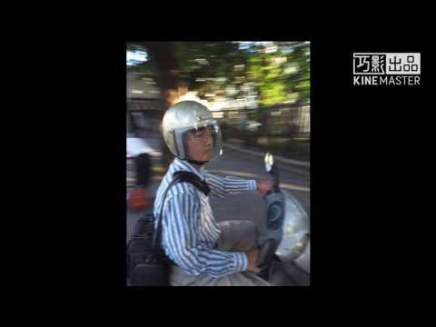 犯罪嫌疑Mfb788,06:40-10:50,故意停紅線,故意騎人行道。 台北市植物園可以看見這些人員。(和平西路2段50-70號)