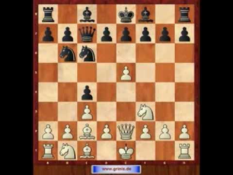 Eröffnungskatastrophen 12. Sizilianische Verteidigung. Alapin-Variante 1.e4 c5 2.c3 Sf6