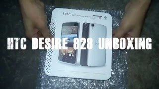 Htc desire 828 Unboxing & Review