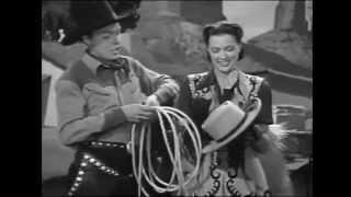Eleanor Powell - Western Rope Dance
