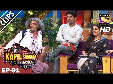 Dr. Mashoor Gulati meets The 'Begum Jaan' Girls -The Kapil Sharma Show - 19th Mar 2017