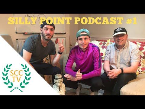 """Silly Point"" SHORT VERSION: Sanderstead CC TV's Pilot Podcast with Tyler, Dan & Tricki"