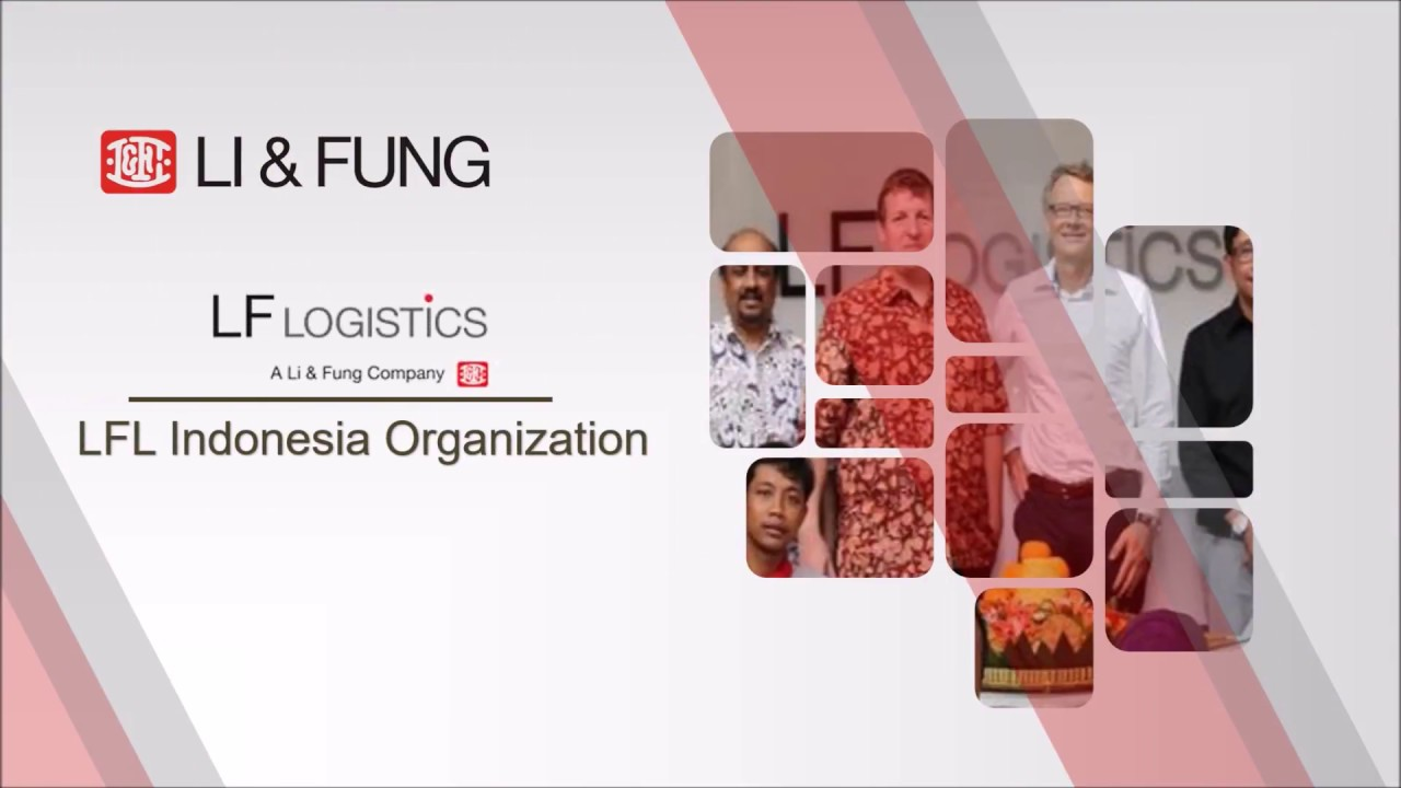 Company Profile Presentation - LF Logistics Indonesia