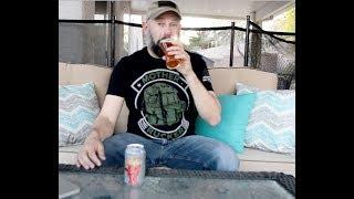 Squatters Craft Beer - Hells Keep Golden Belgium Ale - Beer Review - Bloopers - Wife