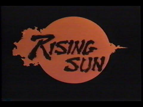 Rising Sun (1993) Trailer (VHS Capture)