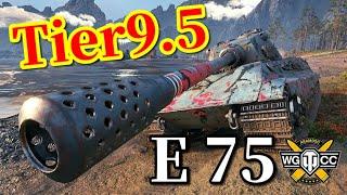 【WoT:E 75】ゆっくり実況でおくる戦車戦Part892 byアラモンド