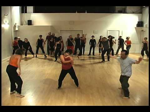 Open Floor - Part 2 of 6 - Dance, Therapy and Transformation - The 5Rhythms