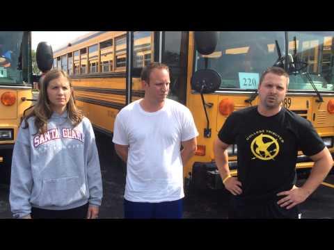 DUNDEE MIDDLE SCHOOL-#ALSicebucketchallenge