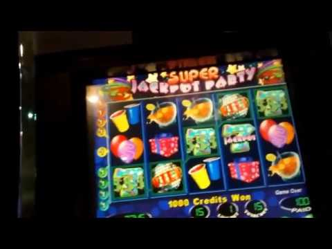 Waterview Casino, Vicksburg, MS, Slot Play, Lucky Bean And Drink Service