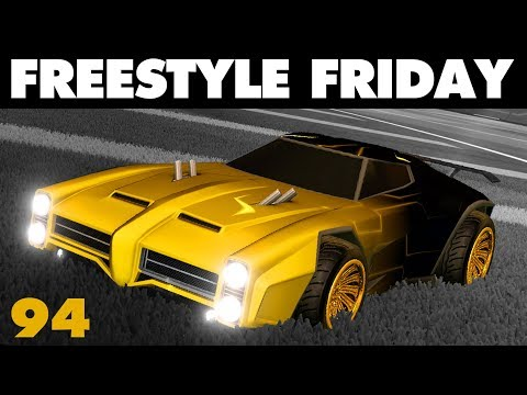 FREESTYLE FRIDAY 94 - Rocket League - JHZER