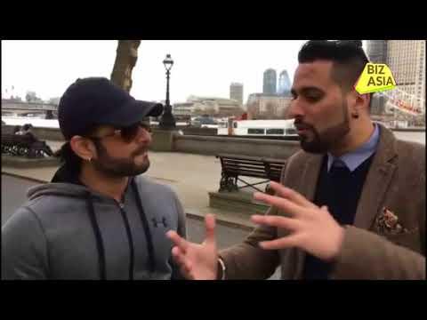 Karan Patel speaks to BizAsia at 'Yeh Hai Mohabbatein' London shoot