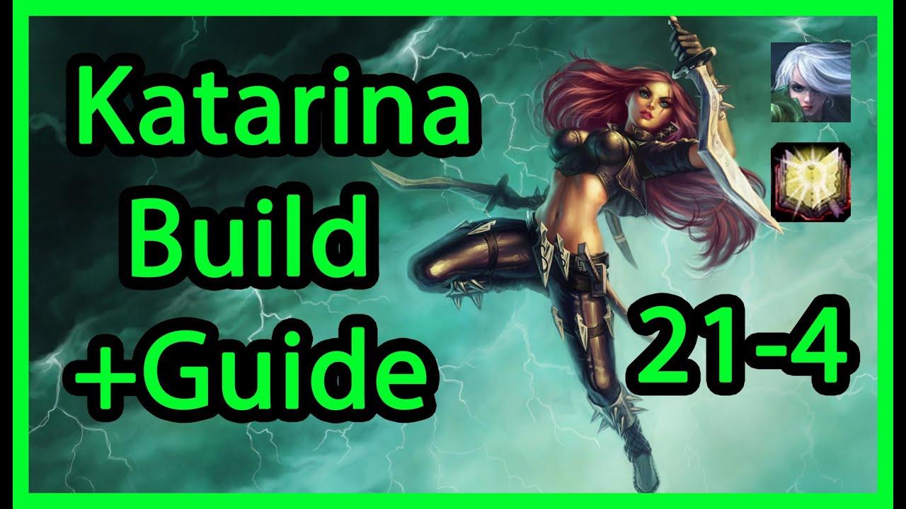 Katarina build