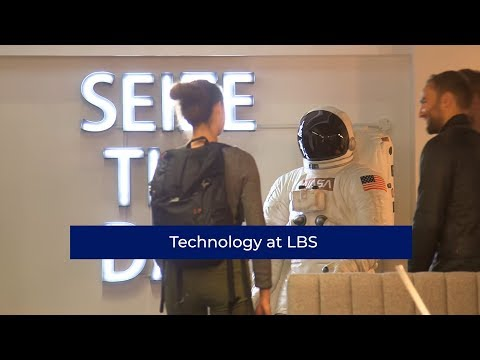 Technology at LBS   London Business School