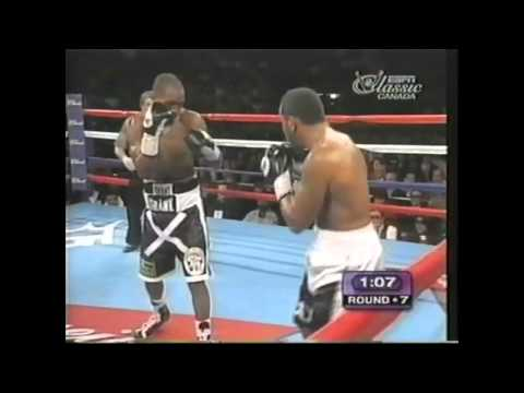 Bernard Hopkins RTD 10 Carl Daniels