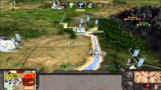 Lord of The Rings TOTAL WAR 3.0 MORDOR CAMPAIGN Part 1