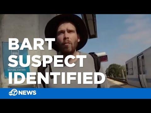 Suspect, victim identified in Oakland BART fatal stabbing
