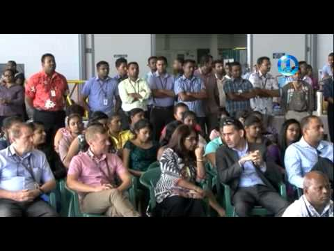 Fiji One News Bulletin 27/05/15