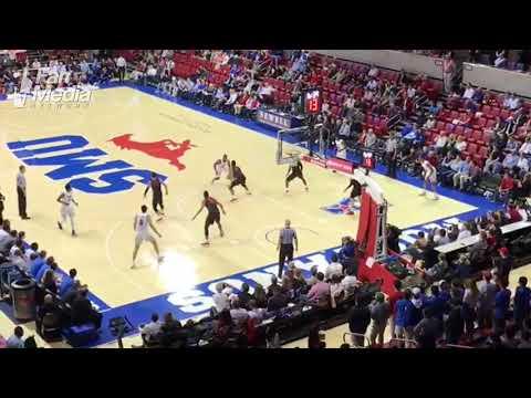 SMU falls to Houston on Senior Night - SMU Mustangs Fan Media Video