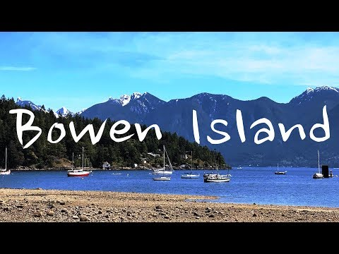 Discovering Bowen Island, BC