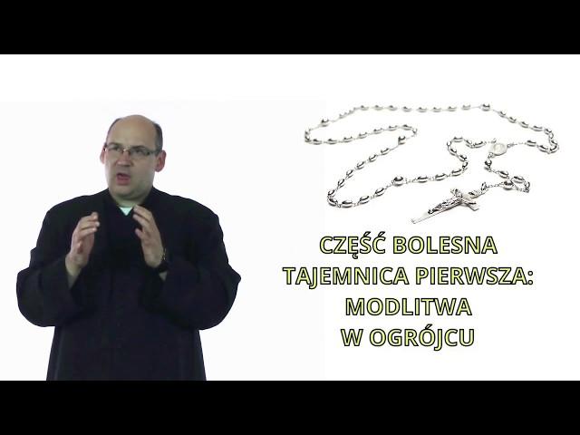 3.1. Modlitwa Pana Jezusa w Ogrójcu