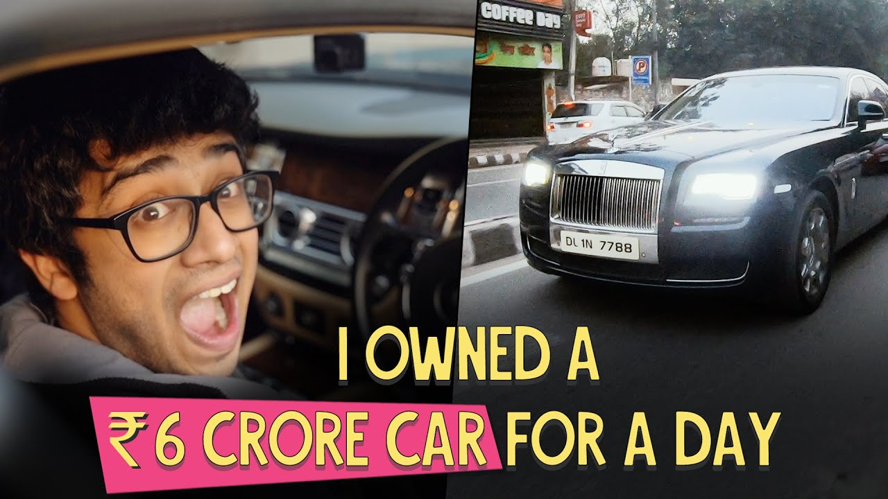 Download I Owned A Rs 6 Crore Car For A Day   Ok Tested