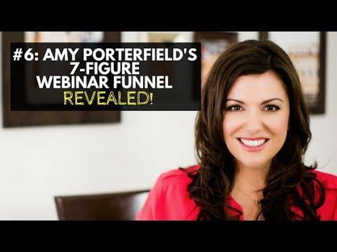 #6: Amy Porterfield's Seven-Figure Webinar Funnel Revealed!