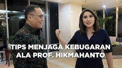 Tips Menjaga Kebugaran ala Prof. Hikmahanto