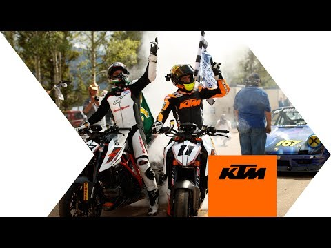 World Record - Chris Fillmore wins at iconic Pikes Peak | KTM
