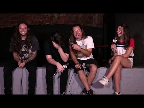 Interview with Violent Soho