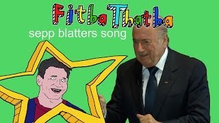 Sepp Blatter impersonates Ronaldo: The Dance Remix