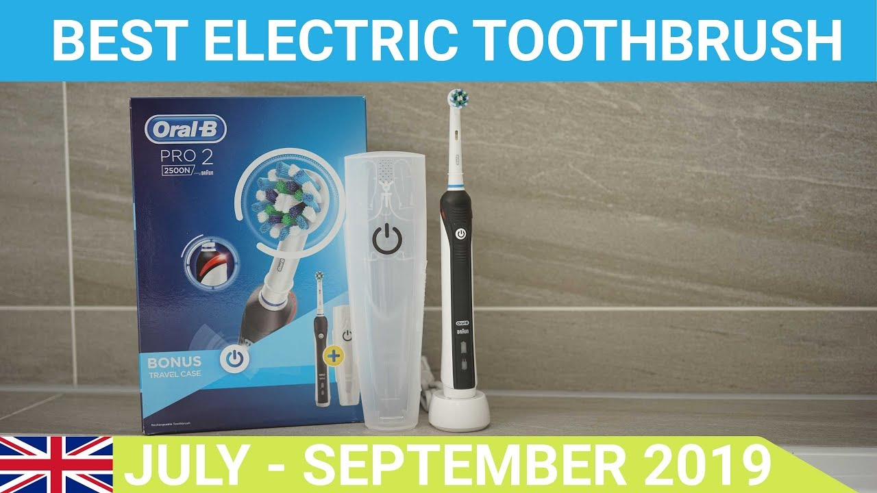 Best Electric Toothbrush (August 2019) - Buyer's Guide & Reviews