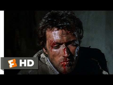 A Fistful of Dollars (6/9) Movie CLIP - Barrelled Over (1964) HD