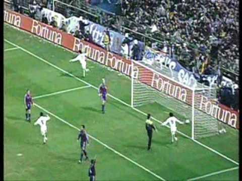 ivan bam bam zamorano glorias blancas del real madrid sus goles youtube