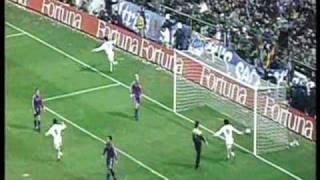 "Ivan ""Bam Bam""  Zamorano glorias blancas del real madrid - sus goles"