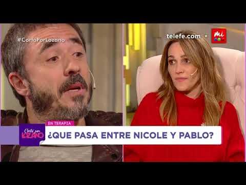 ¿Qué pasa entre Pablo Granados y Nicole Neumann? - Cortá por Lozano