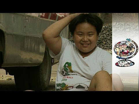 China's Fat Camps