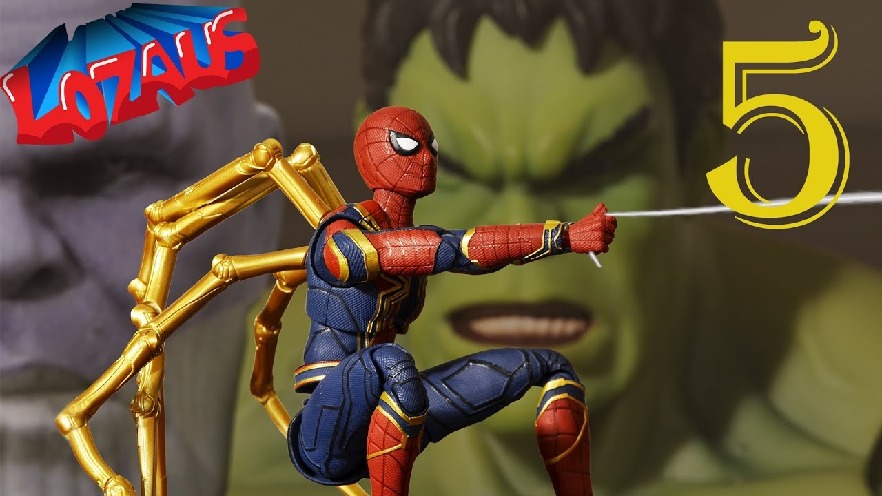 Download Spider Man Action Series Episode 5