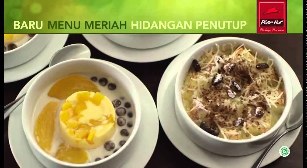 Menu Meriah Hidangan Pembuka Dan Penutup 5 2014 Youtube