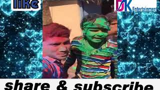 NEW 2017 HOLI PROGRAM || FACEBOOK LIVE VIDEO LALLA SAINI & V.R.D || DEV BY D.K || FULL MASTI ||