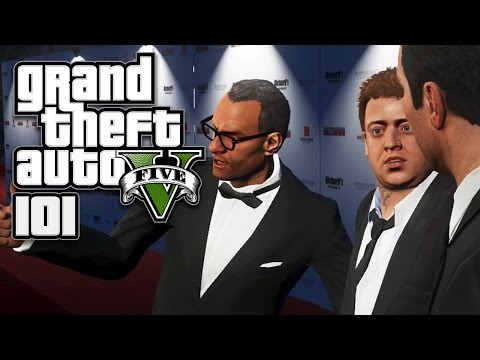 GTA V (GTA 5) [HD+] #101 - MELTDOWN! Die Film-Premiere! ★ Let's Play GTA 5 (GTA V)