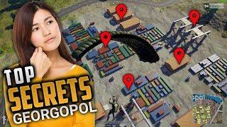 Top 7 Secrets of Georgopol in PUBG Mobile