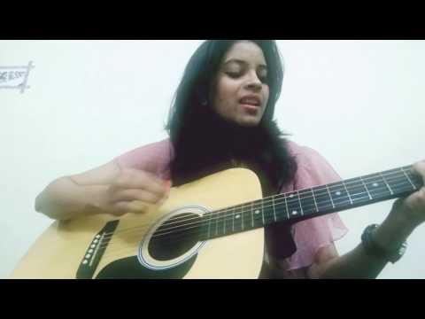 chori chori jab nazrein mili guitar cover
