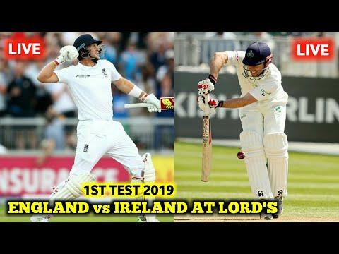 England Vs Ireland Test 2019 Live Streaming🔴ENG Vs IRE 1st Test Live Streaming 2019 🔥 [HD]