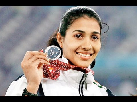 Anju Bobby George Resigns as President of Kerala Sports Council