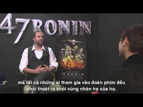 47 Ronin 3D  Tokyo Junket  Phỏng vấn Carl Rinsch