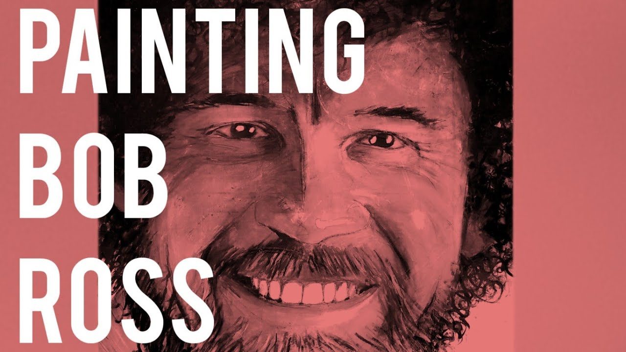Download Painting Mr. Bob Ross