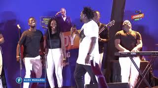 Alex Muhangi Comedy Store July 2019 - Klint D Drunk Part 2
