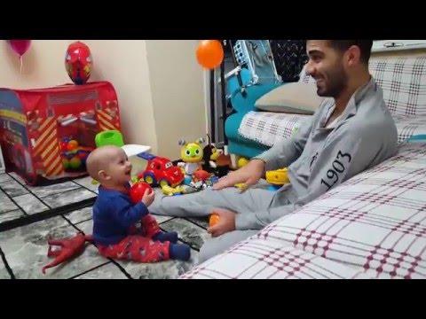 bebek guldurme taktikgi funny baby